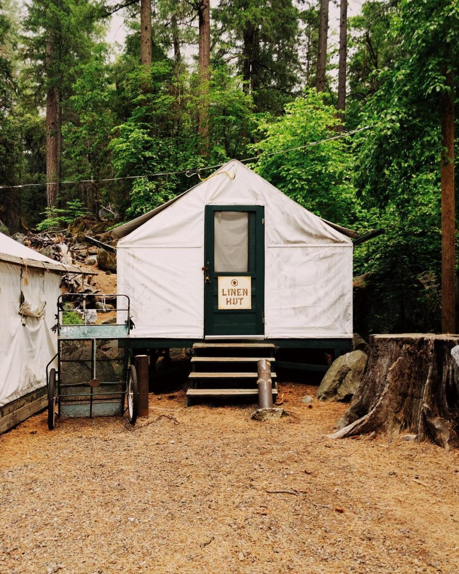 tented cabins for sale