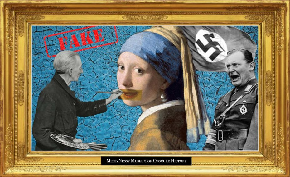 Trolling Nazis And The World With Forged Art