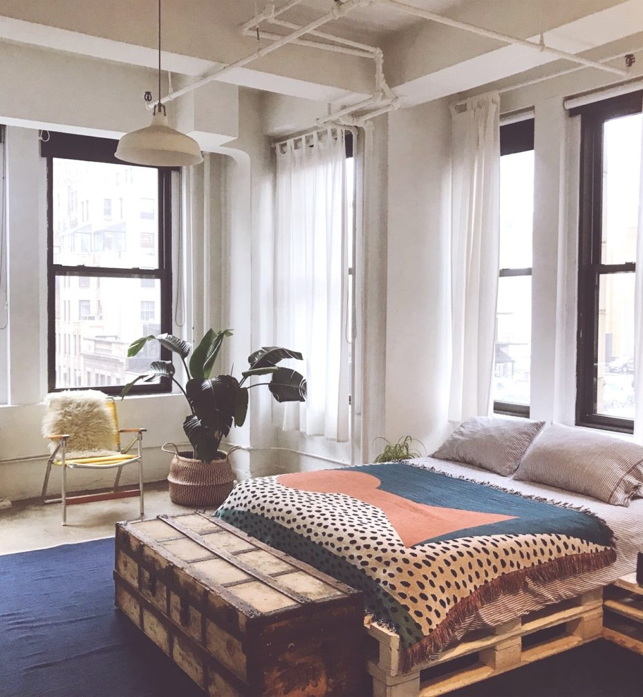 New York City Lofts For Rent: Manhattan's Secret Shoppable Loft