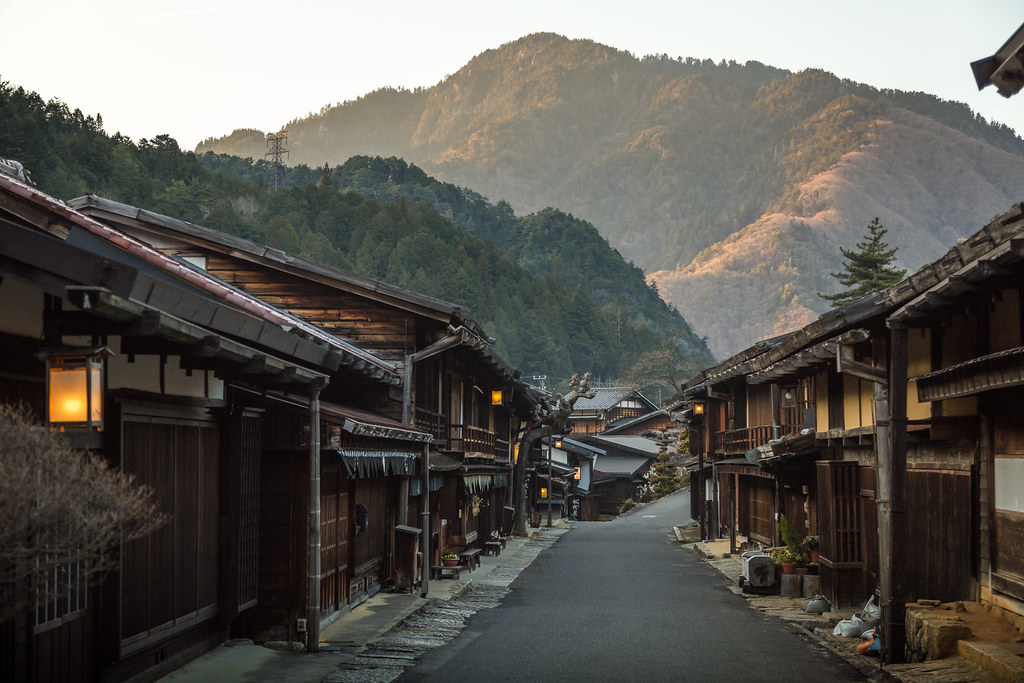 A Pit-Stop in Japan's Time Capsule Post Towns