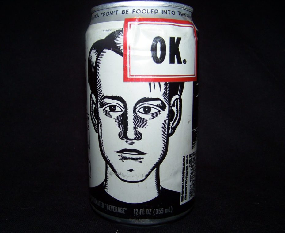 That One Time Coca-Cola Made a Dystopian Soda