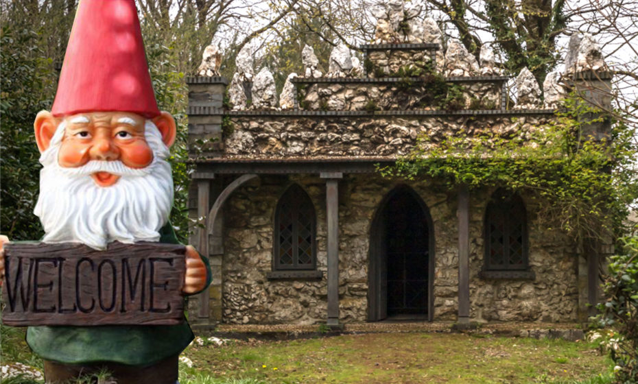 The Curious Career Of Living As A Real-Life Garden Gnome