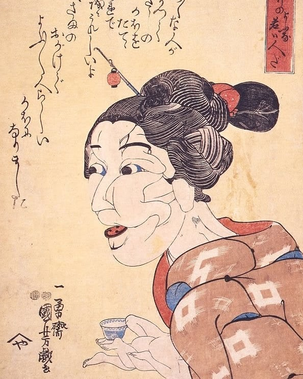 Japan's Ancient Attitude to Sex was Way Freakier than you'd Imagine