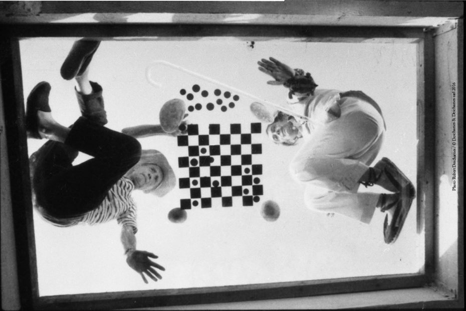 What was the Deal with Marcel Duchamp and Chess?