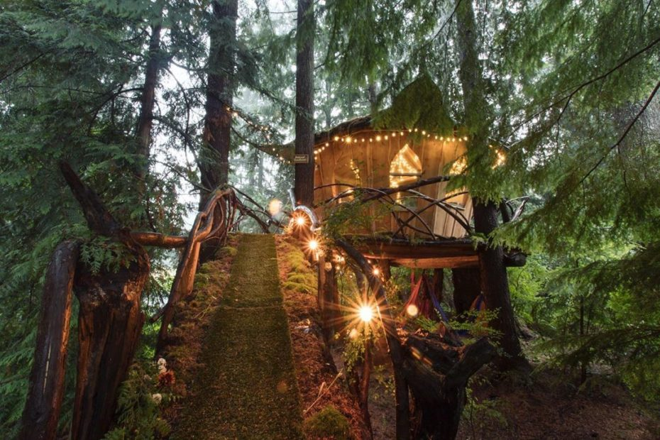 Get Back To Nature This Fall At These Airbnb Fairy Compounds