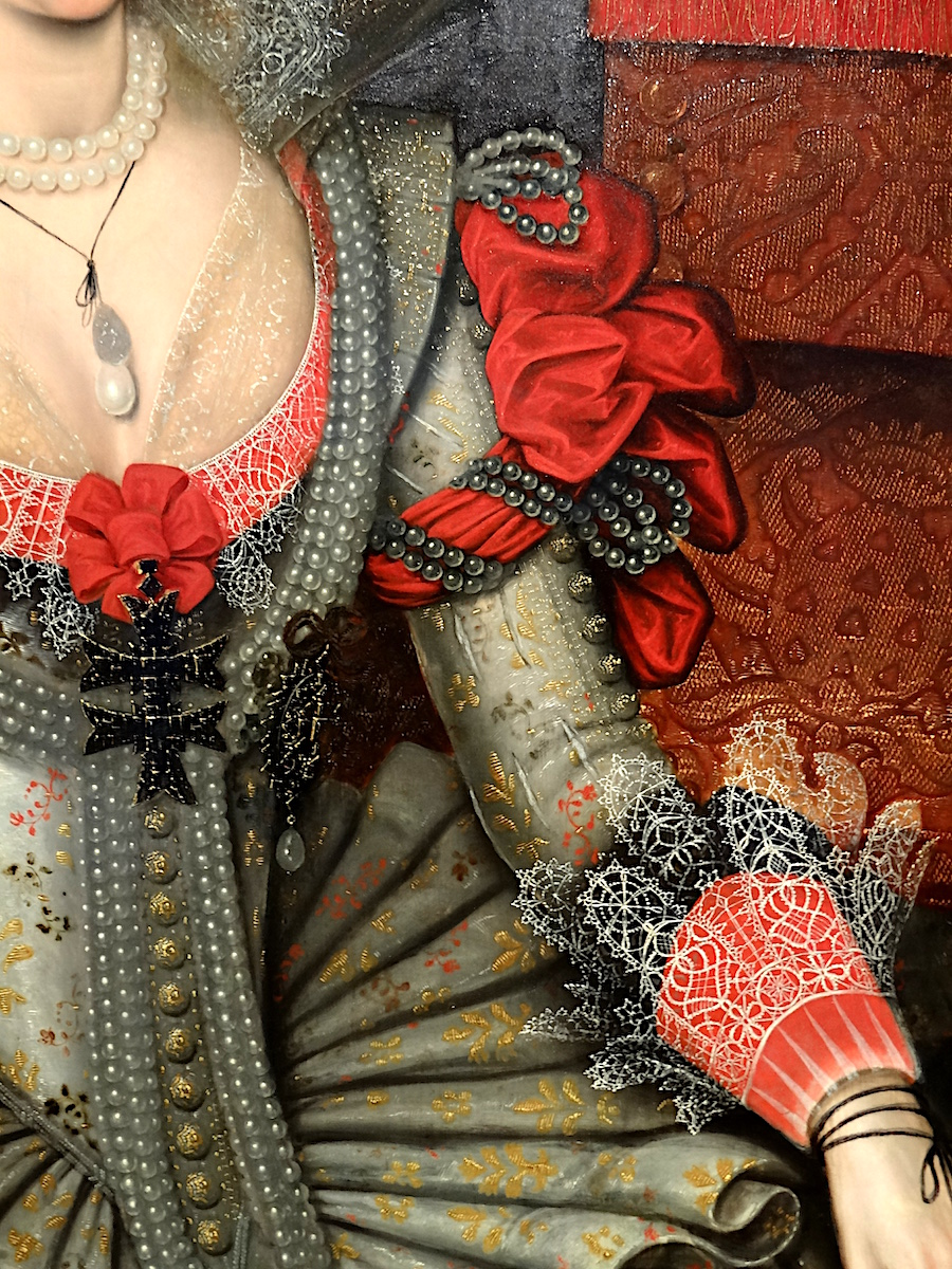 The Underrated Haute Couture of Jacobean Needlework